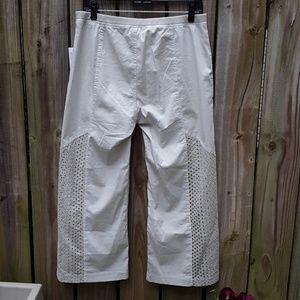 XCVI Pants - NWT Chic Capri Pants